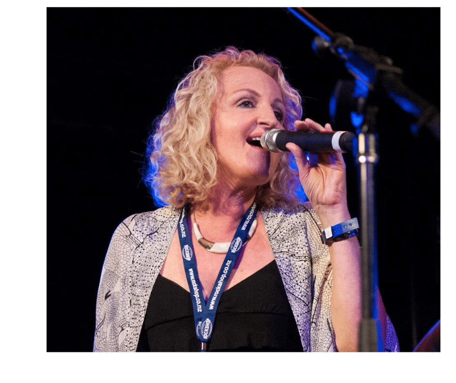 Leila McIntyre Backbeats NZ