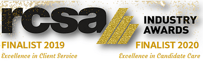 RCSA 2019 and 2020 Awards Finalist
