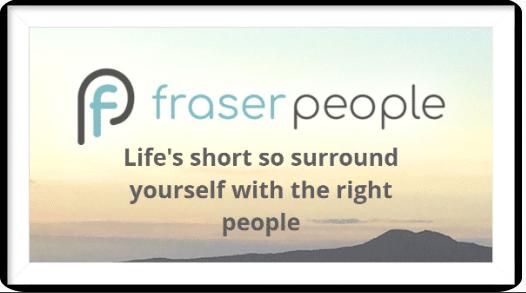 Newsletter Issue April 2021 Fraser People