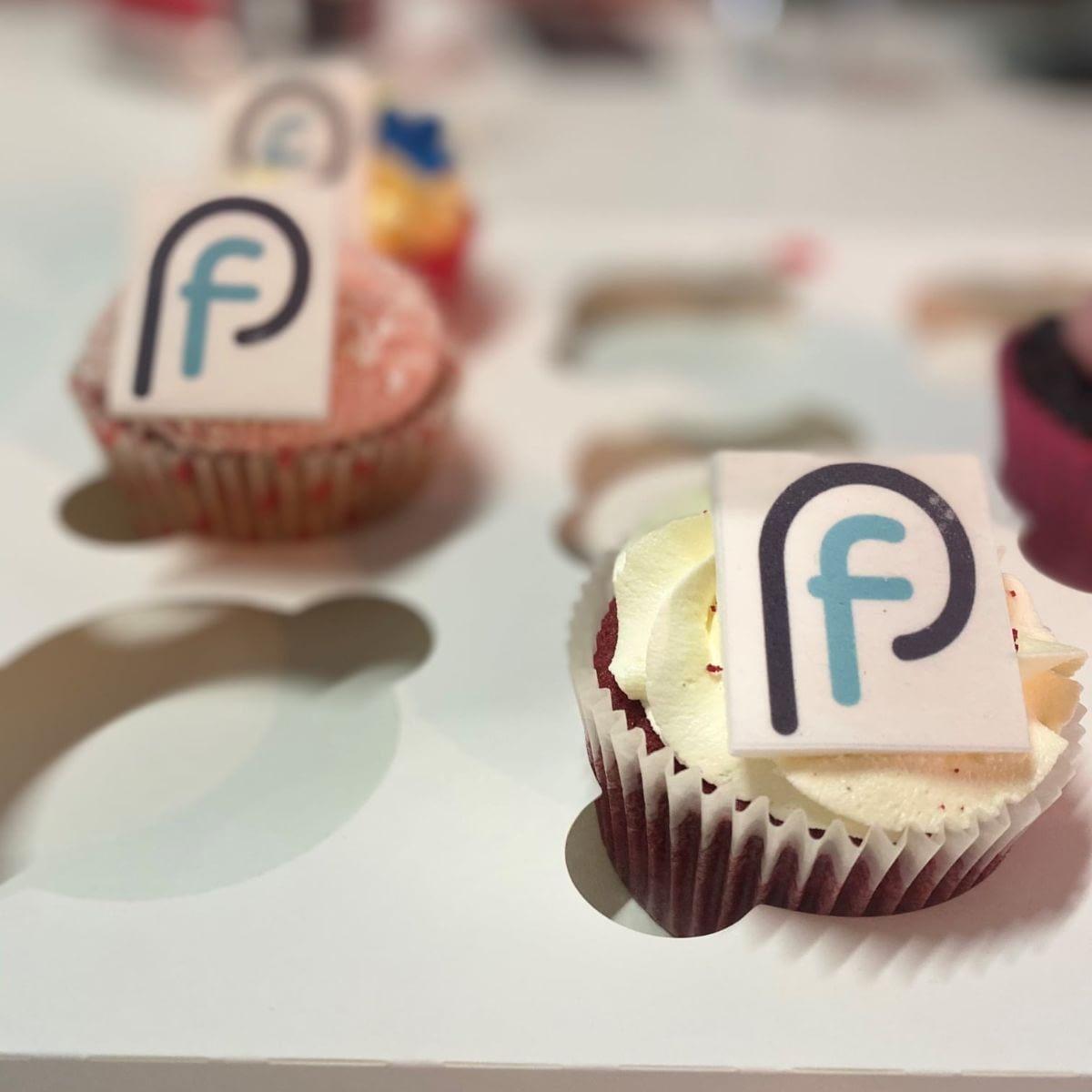 Fraser People cupcake
