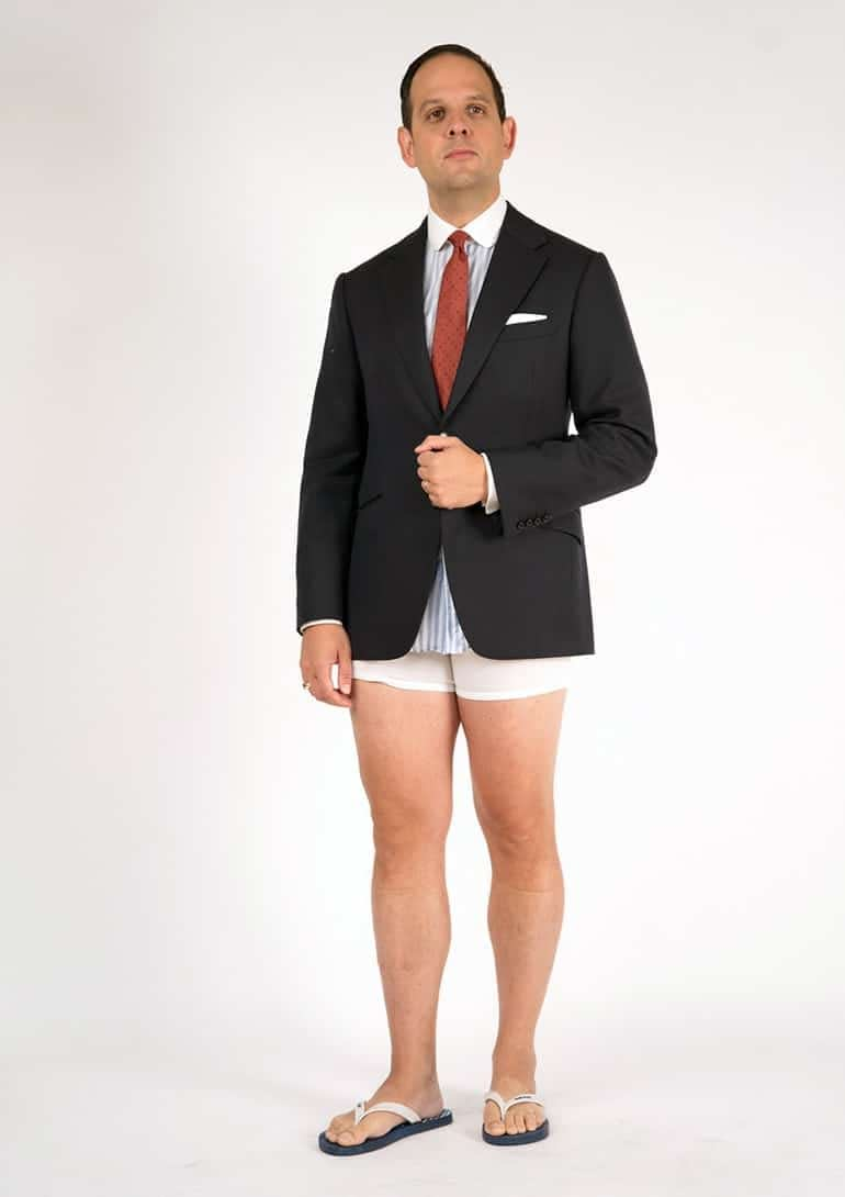 Dress appropriately